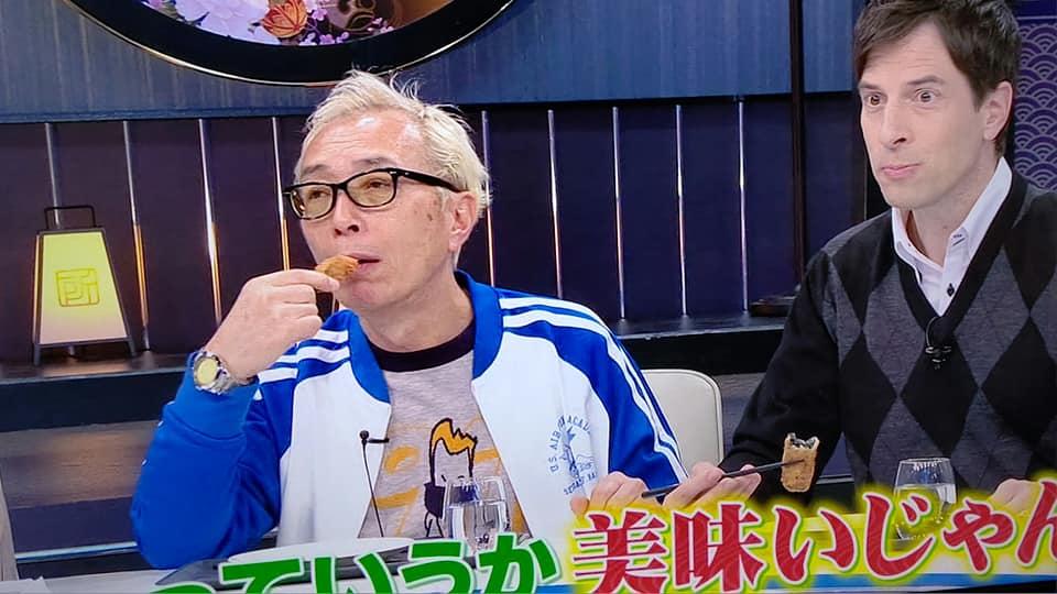 「新説❗️所JAPAN」で道の駅高岡のブラックコロッケが紹介されました🎵 | 道の駅 万葉の里 高岡